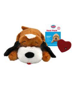 Snuggle Puppy Bisquit Bruin-wit