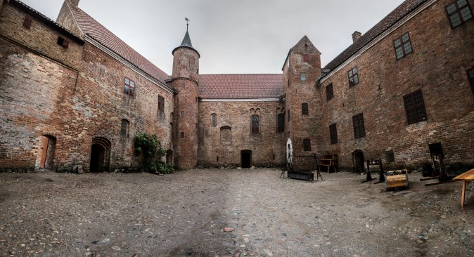 Spøttrup Middelalderborg