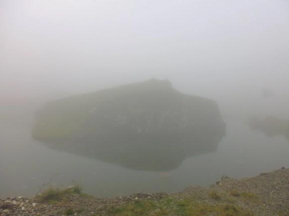 Transfagarasan - fog