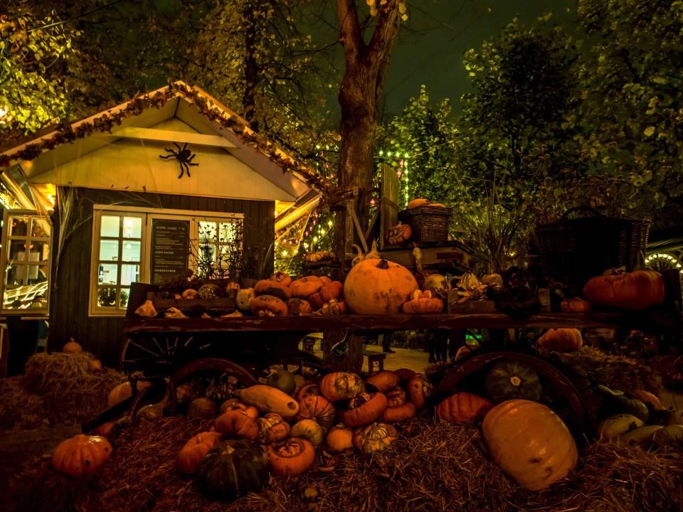 Halloween in Tivoli
