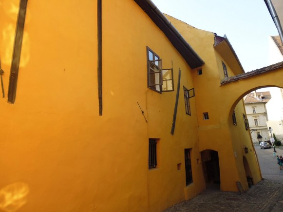 Dracula birth place