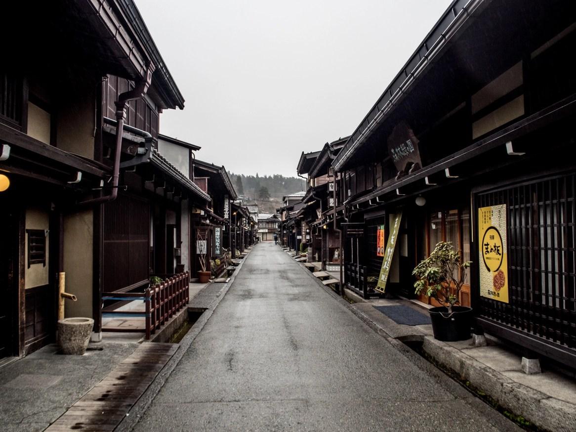 Sanmachi Suji District