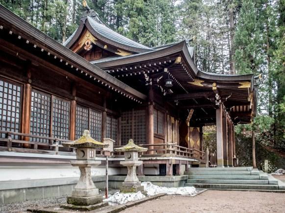 Sakurayama Hachimangu Shrine