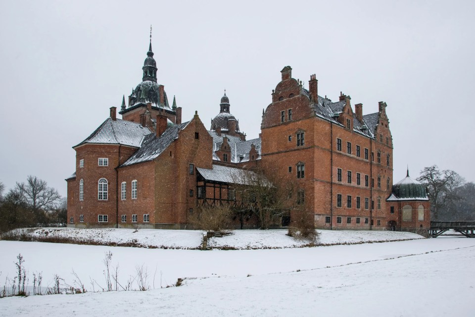 Vallø Slot
