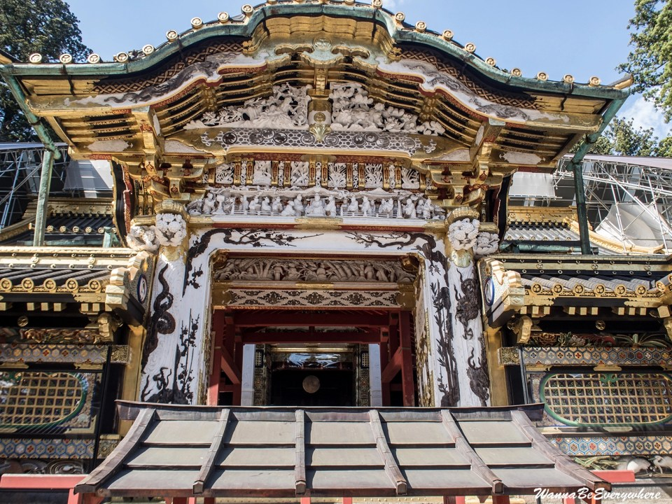 The Tosho-gu Shrine