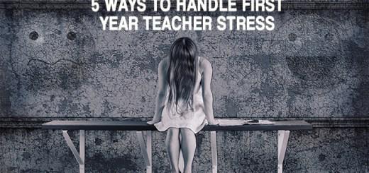 first year teacher stress
