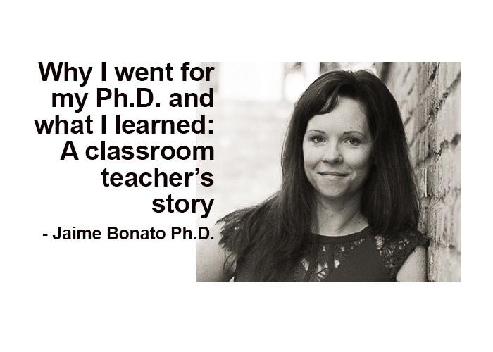 Jamie Bonato Ph.D