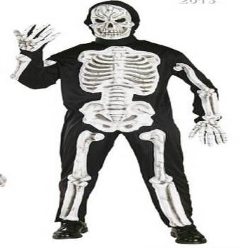 Skeleton Jumpsuit-0