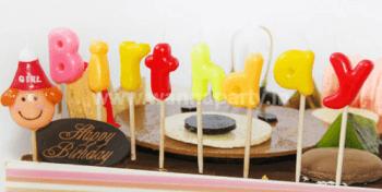 Birthday Girl Candle-0