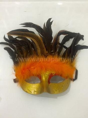 Dense Feather Mask-0
