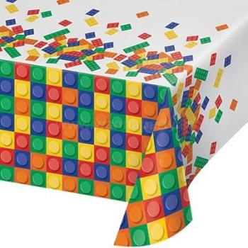 "Lego Block Party Tablecover 54X102""-0"