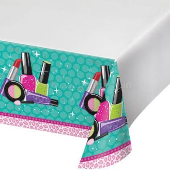 "Glitzy Girl Tablecover 54X102""-0"