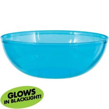 Neon Plastic Bowl 128Oz-0