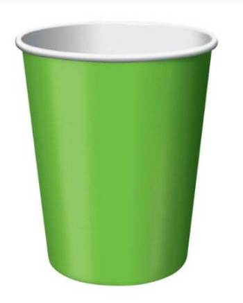 Green Cups - 24PC-0