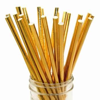 Paper Straws - 25PC-0