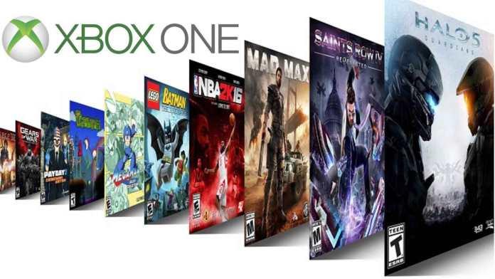 Alguns dos títulos oferecidos pelo Game Pass