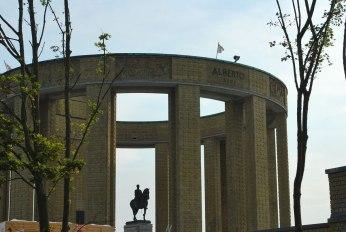 K. Albert I-monument