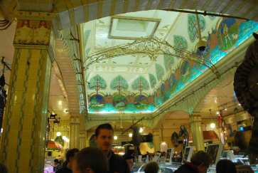 Londen Foodhall Harrods