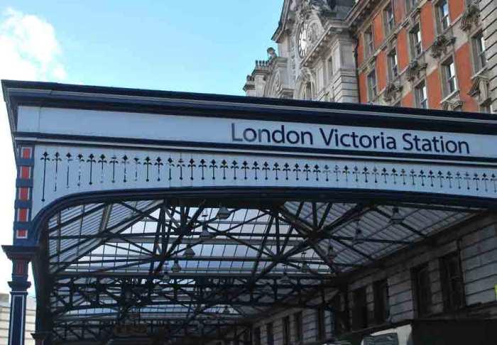 citytrip Londen Victoria