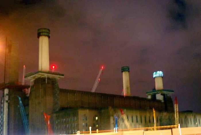 Londen Battersea Park Powerstation