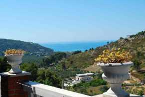 uitzicht vanaf ons terrasje
