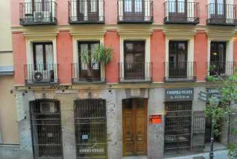 in Calle de Campomanes
