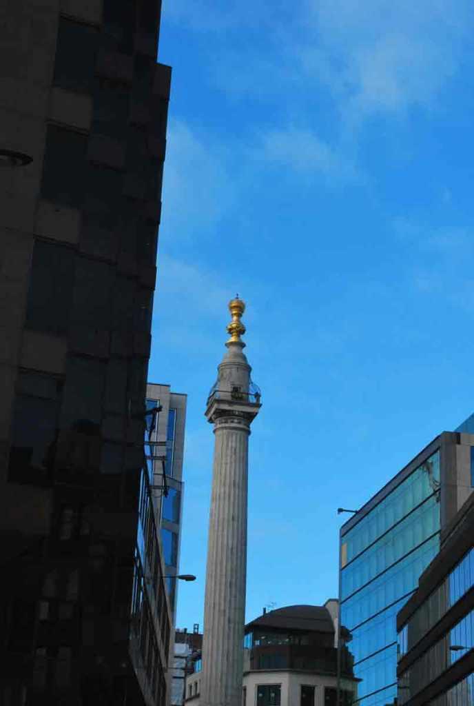wandeling hoogste torens van Londen
