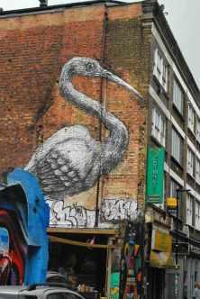 we ontdekken Roa in Londen!