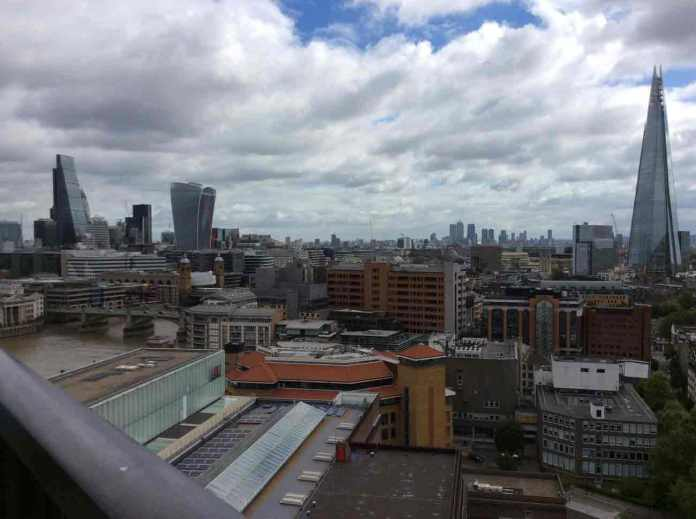 Oost-Londen (New Tate)