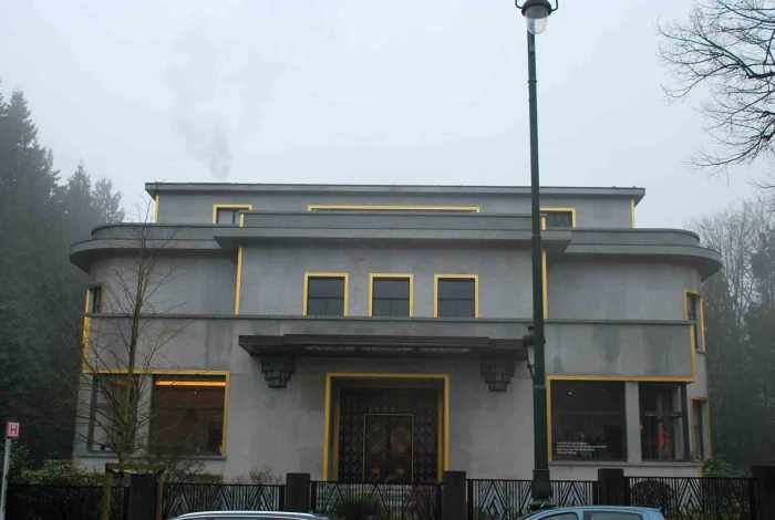 Villa Empain in Brussel