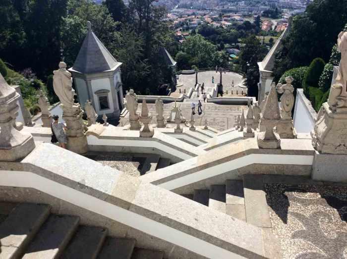 Bom Jesus do Monte Braga Portugal
