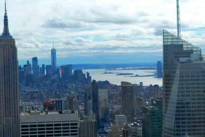 10 aanraders voor een eerste keer New York