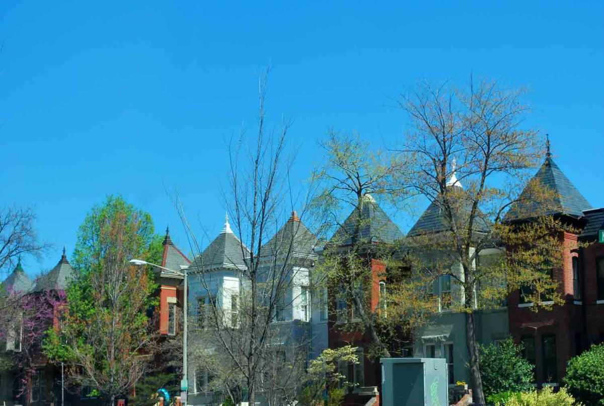 Capitol Hill, de gezelligste buurt om te logeren in Washington DC
