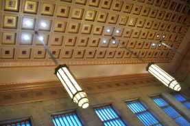 Philadelphia railway station