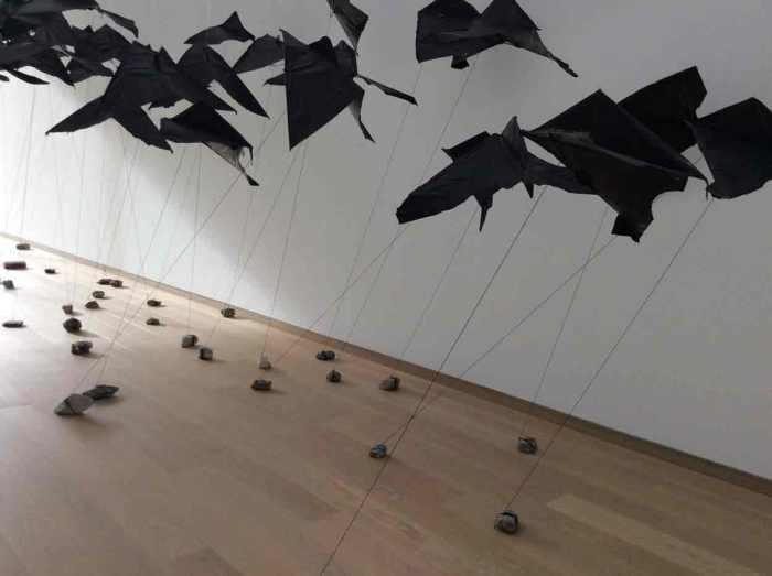 Arturo Hernandeze Alcazar - Black Kites (Bird of ill omen)
