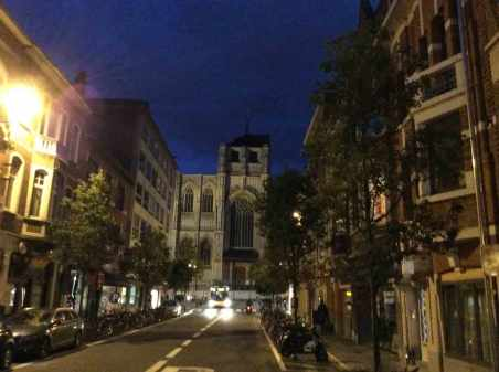 Leuven Sint PIeter