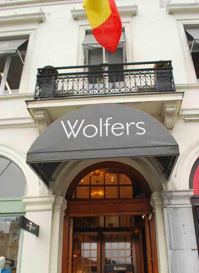 Brussel Horta en Wolfers