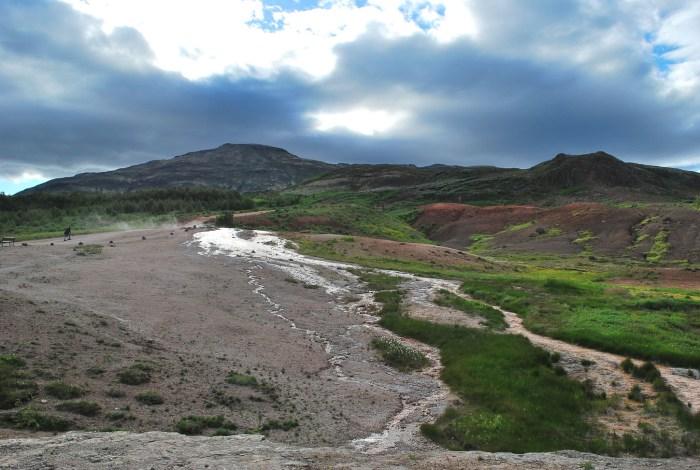 Ijsland Geysir