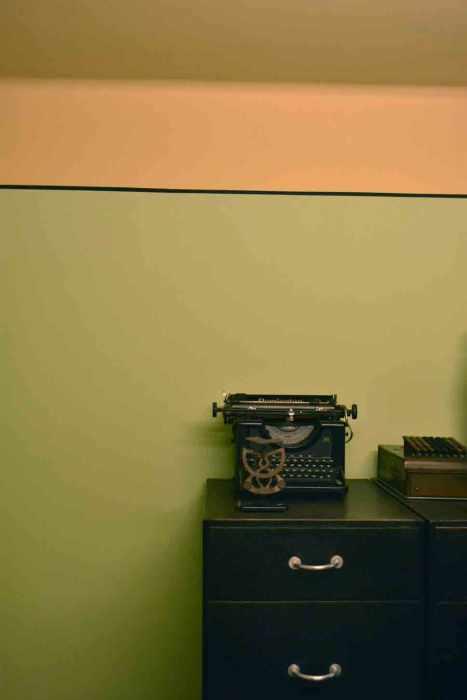 kantoormeubilair modernisme