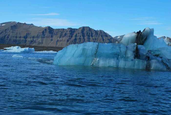 jokulsarlon ijsland