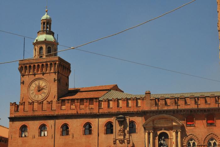 Piazza Maggiore, citytrip Bologna