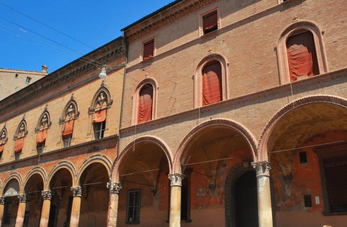 arcades citytrip Bologna