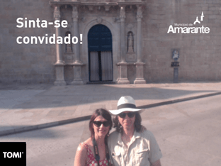 Amarante - roadtrip portugal