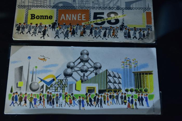 Op bezoek in het Atomium, het wonderlijkste gebouw van Europa