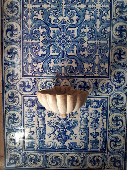 het charmante middeleeuwse Obidos