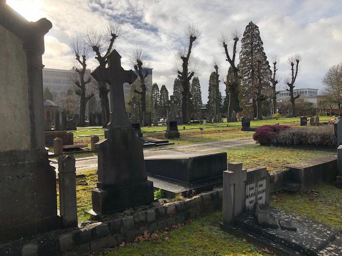 kerkhof Leuven