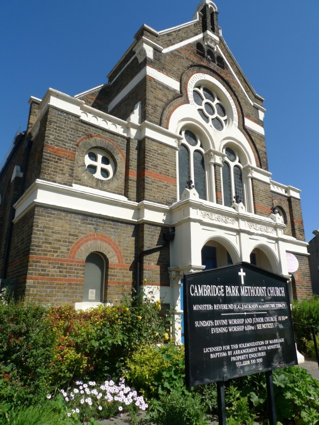 Cambridge Park Methodist Church