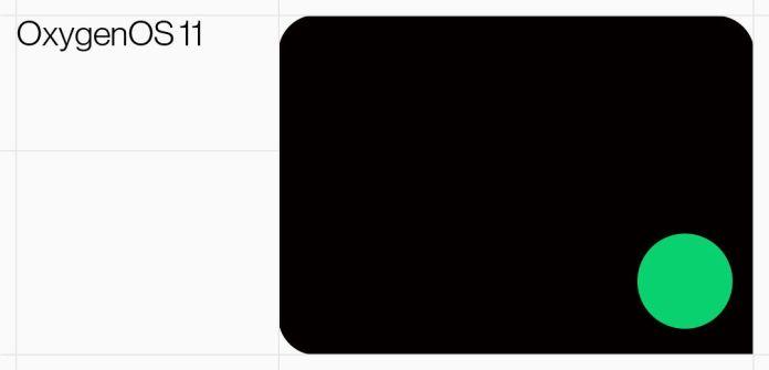 OxygenOS 11 OnePlus