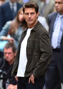 Tom Cruise -richest actors