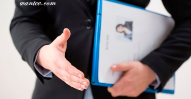 CV for job application